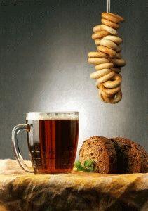 Рецепт приготовления домашнего хлебного кваса