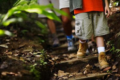 Отправляемся в поход с ребенком