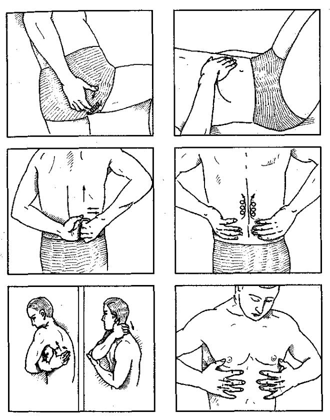 Самомассаж тела