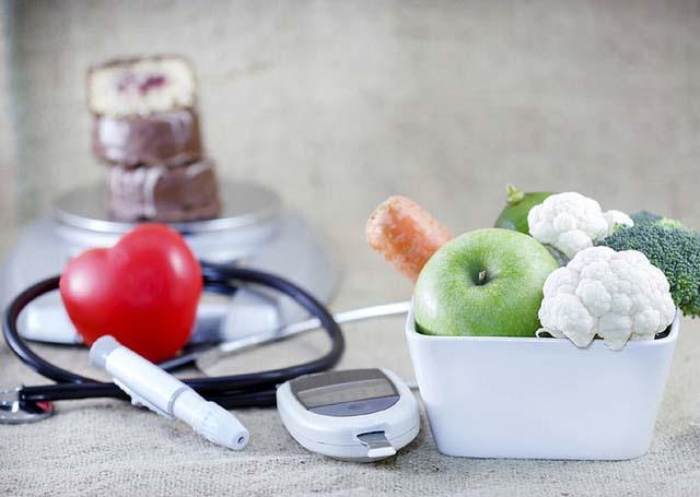 Диета при повышенном сахаре и холестерине в крови.