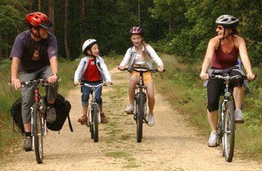Через Украину на велосипеде!