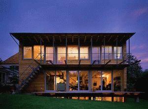 Деревянный дом: достоинства и недостатки
