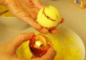 Бомбочки для ванны своими руками