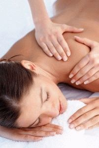 Как делать правильный массаж спины