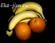 Маски из бананов для лица