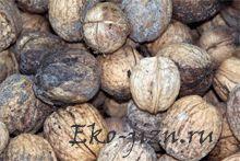 Как применять скорлупу грецких орехов