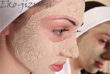 Полезные свойства косметической глины