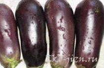 Самые полезные плоды фиолетового цвета