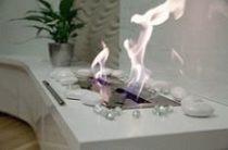 Биокамин в городской квартире – тепло, стильно и уютно