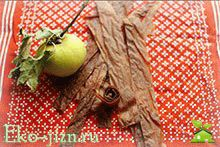 Рецепт яблочной пастилы Просто, натурально, вкусно, необычно!