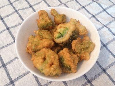 Рецепт приготовления брокколи в кляре