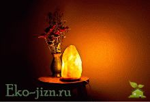 Солевая лампа: польза и вред. Отзывы