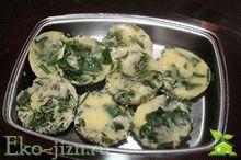 Умная заготовка: зелень в масле. Фото-рецепт