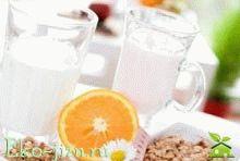 Диета и правильное питание при изжоге