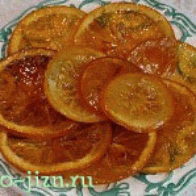 Великолепные и полезные цукаты из апельсинов — пошаговый фото-рецепт