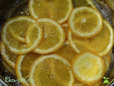 Апельсиновые дольки в сироп
