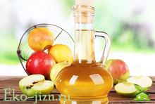 Яблочный уксус для волос – сияющая красота и здоровье
