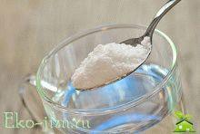 Сода для лечения молочницы