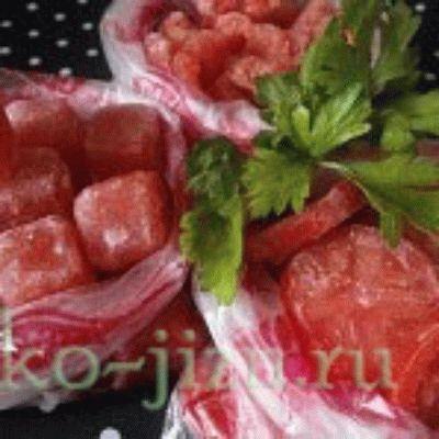 Как заморозить свежие помидоры на зиму: рецепт + пошаговые фото процесса