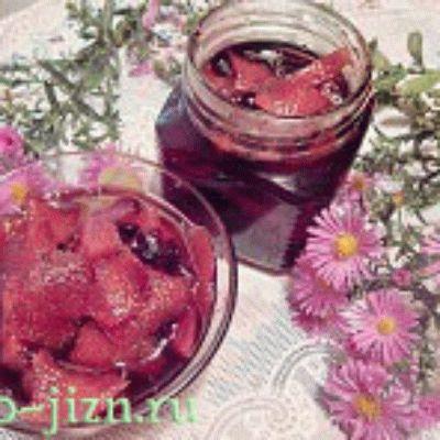 Варенье из айвы: рецепт с пошаговыми фото
