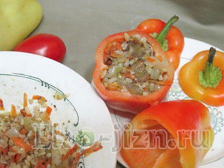 Болгарские перцы с начинкой