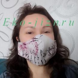 Врач рассказал, эффективны ли самодельные маски, есть ли смысл их шить и носить. Вред от масок из ткани